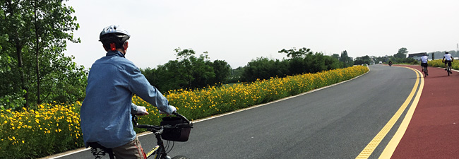 China Bike Holiday and Hangzhou Bike Tour
