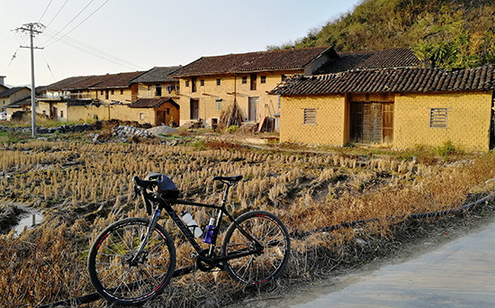 Well Preserved Old Houses in China, China Cultural Bike Tours