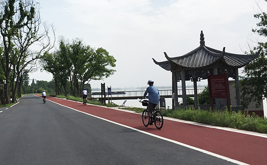 Popular Bike Routes in China