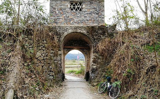 Ancient City Gate Relics of Guangxi