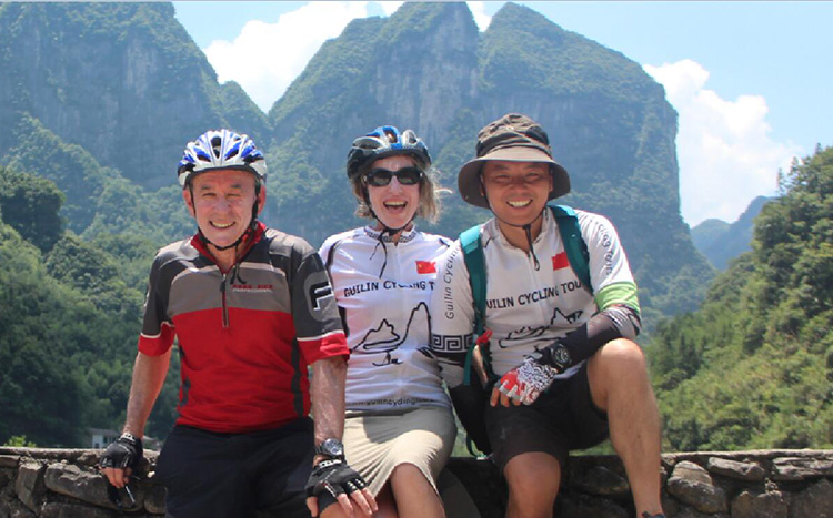 Cycling in Zhangjiajie, China Bike Tour Zhangjiajie and Guilin