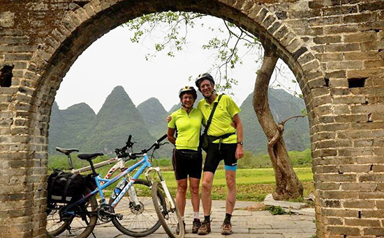 Self-guided Cycle to Yangshuo, Bike Rental and Tour to Yangshuo