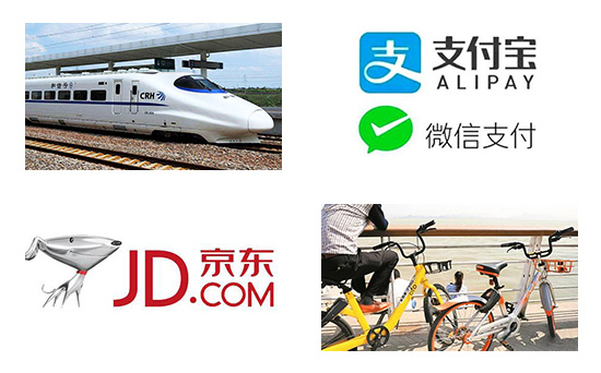 New Four Inventions in China