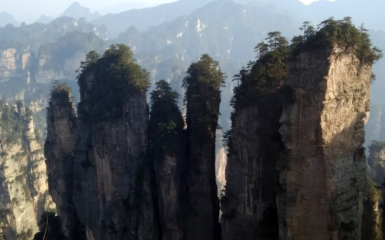 Hike Tour in Zhangjiajie national park