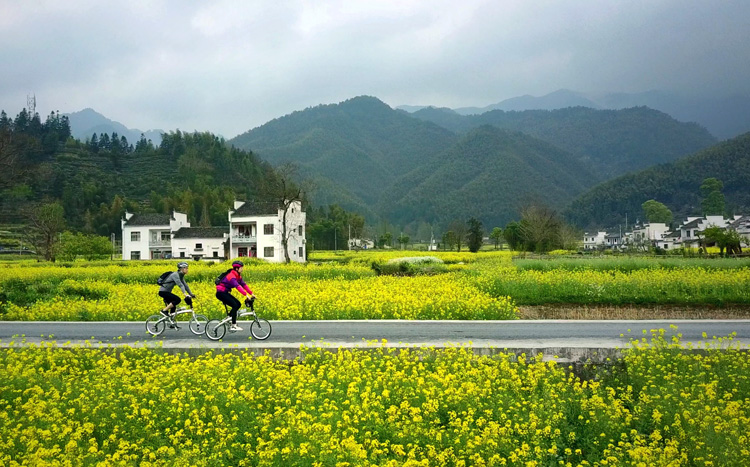 Remote Villages near Hangzhou
