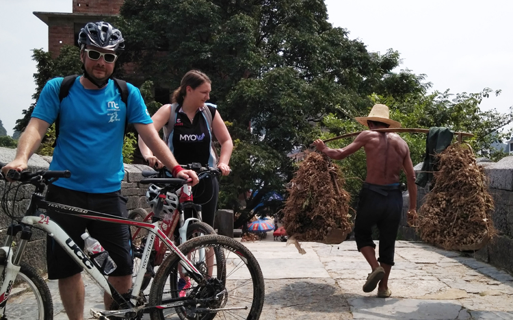 Xingping cycle to Yangshuo