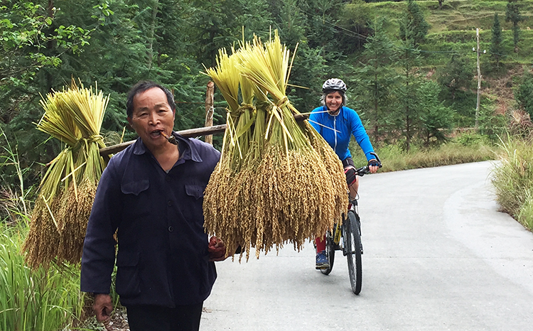 Bike Tour China in Guizhou