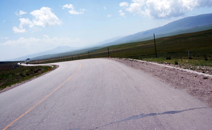 Cycling Tour Around Qinghai Lake