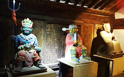 Culture and exchanges in ancient days between Tibetan and people from Tang Dynasty
